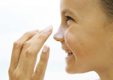 saignement du nez