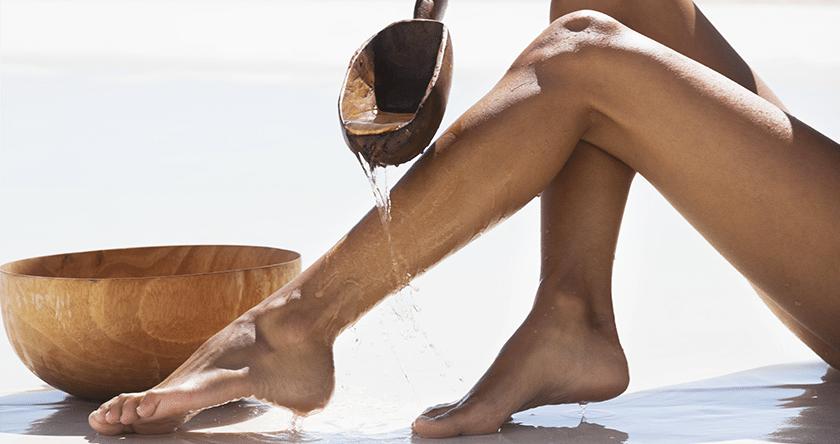 De belles jambes légères pour l'été !