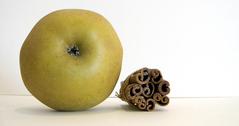 Les Français aiment manger des pommes