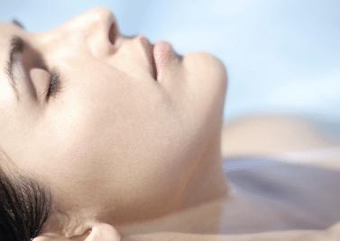Sécheresse cutanée : de l'eau pour ma peau
