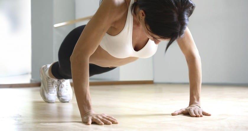 Entraînement sportif à haute intensité pour garder la forme