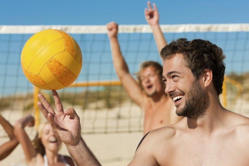 La plage, une bonne occasion de faire du sport !