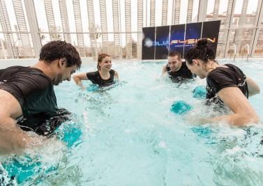 Sport aquafusion, la nouvelle manière de perdre du poids