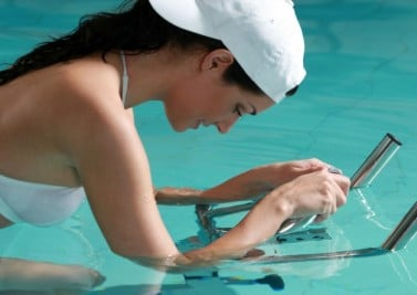 Aquabiking pour maigrir rapidement