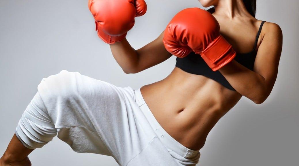 kick boxing pour de la remise en forme