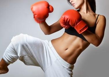 J'élimine mes toxines avec le boxing