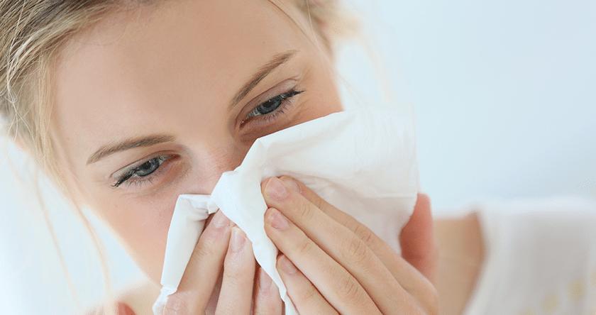 Consulter suite à un saignement de nez