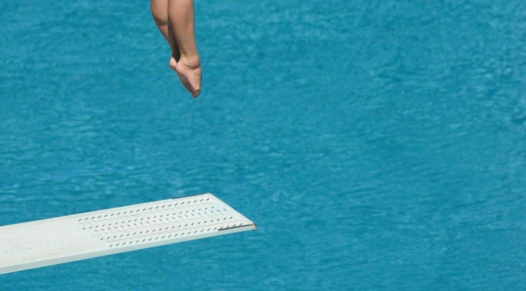 nager pour entretenir sa ligne