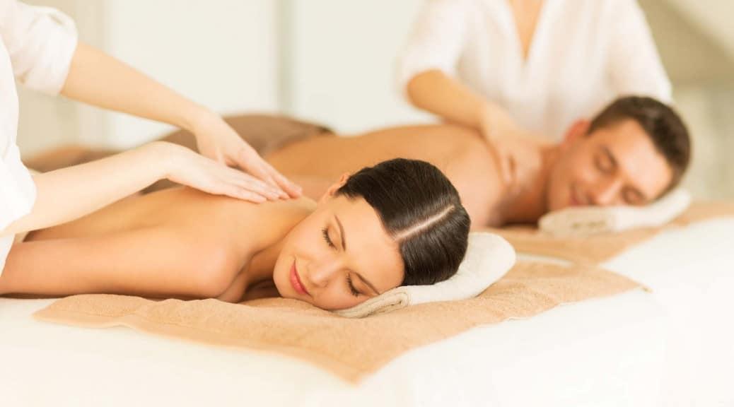 massage pour se relaxer