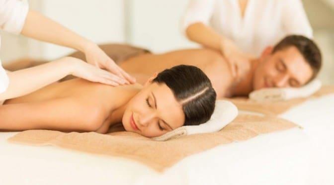 Massage du corps pour se relaxer ou à but médical