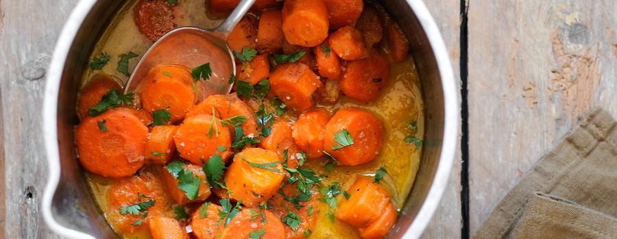 Je me mets aux carottes Vichy