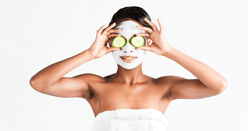 Les masques, alliés de la beauté de notre visage