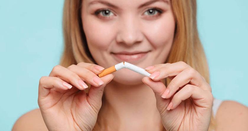 Arrêter le tabac : plaisirs et bienfaits