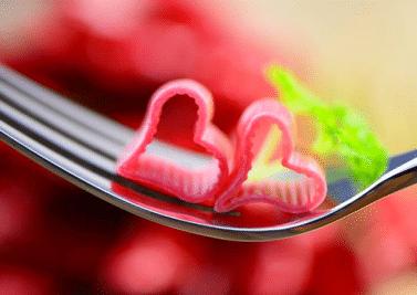 Un repas 100% aphrodisiaque