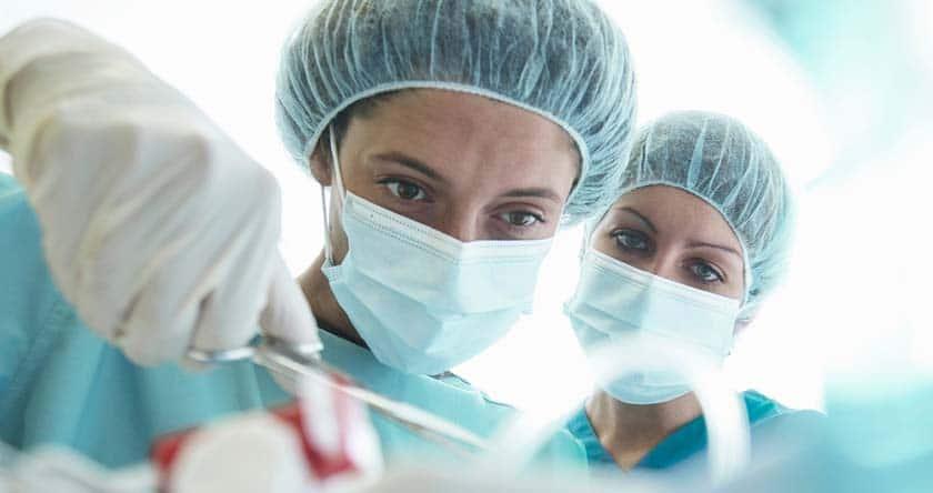 La cœlioscopie : une chirurgie minutieuse