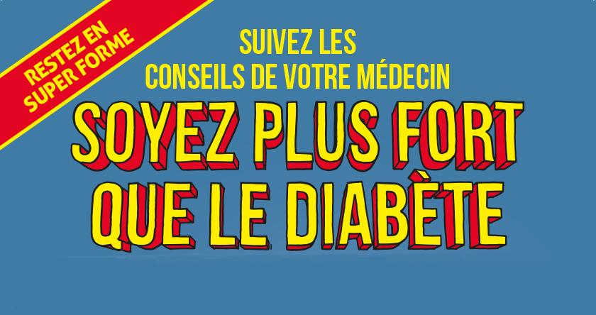 Le diabète, nouvel ennemi à combattre pour cette journée mondiale de la santé