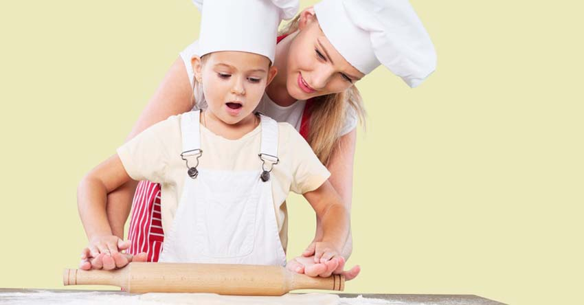 Cuisine enfant, recettes, recettes à 4 mains