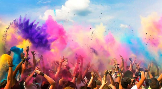 Plus belle la vie… en couleurs