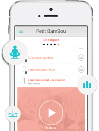 BESH 37 1 Capture écran Petit Bambou Méditation