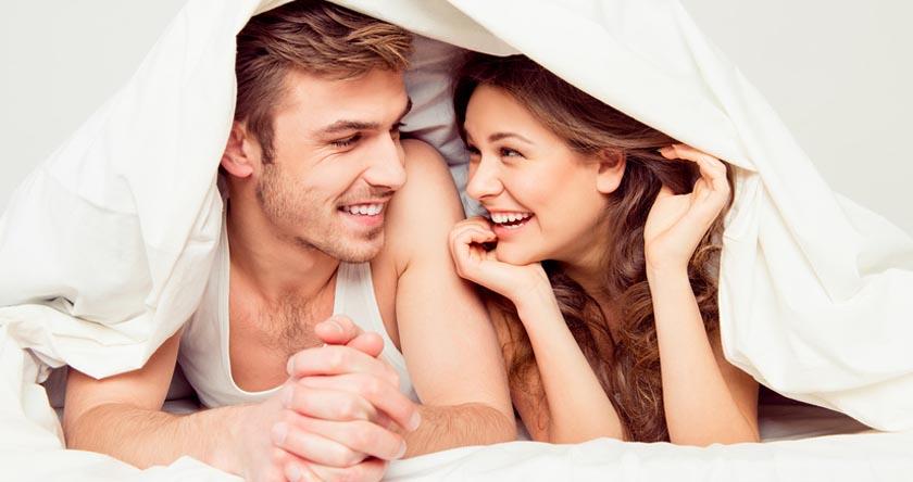 Préliminaires, sexe, orgasme