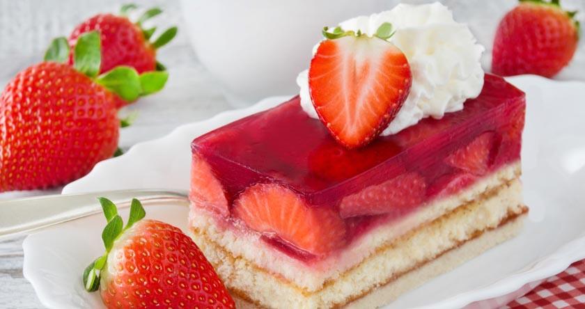 Le fraisier… à la fraise (sans blague)