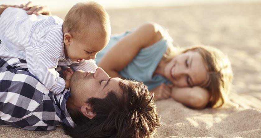Premières vacances de Bébé : les règles d'or à connaître