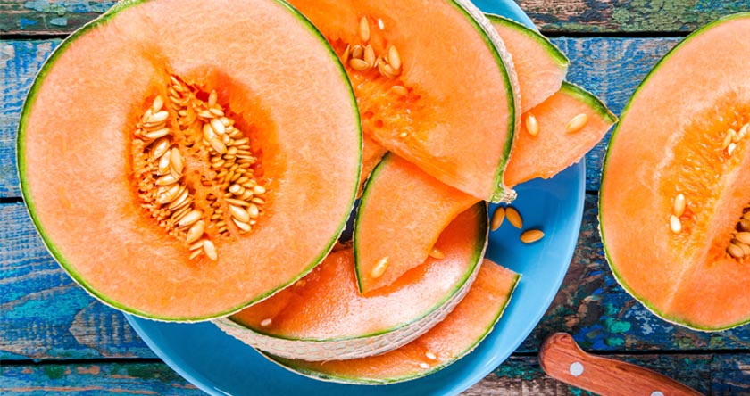 Passion melon !