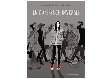 La différence invisible, une BD – et une jeune femme – très touchante