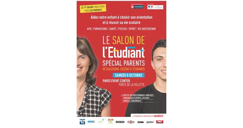 Un salon de l'Étudiant… dédié aux parents