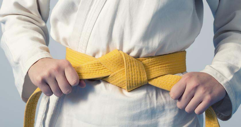 Les aider à grandir avec le judo