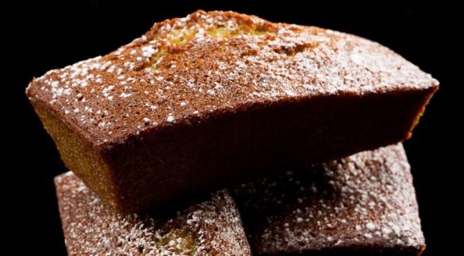 Financiers au chocolat sans gluten