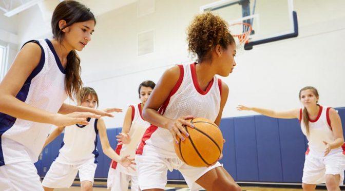 À l'adolescence, on se met au sport !