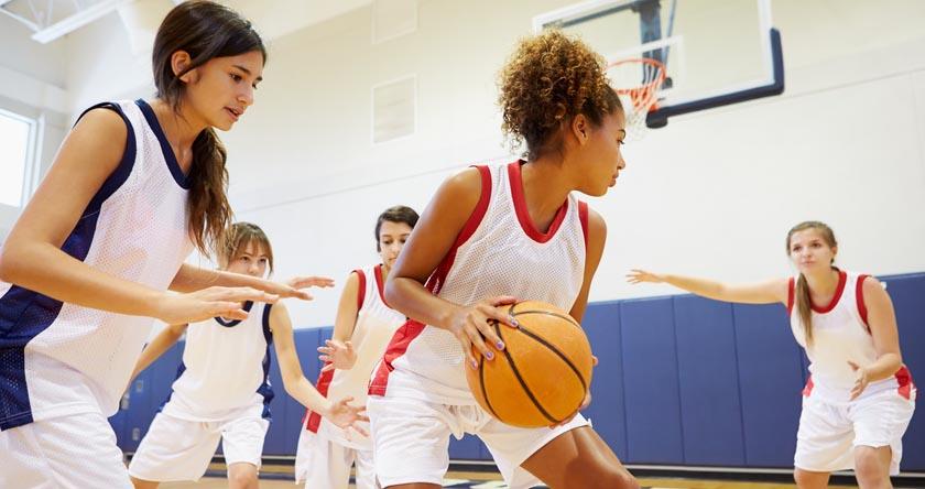Adolescence et sport