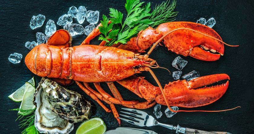 Les fruits de mer, des aliments à consommer toute l'année