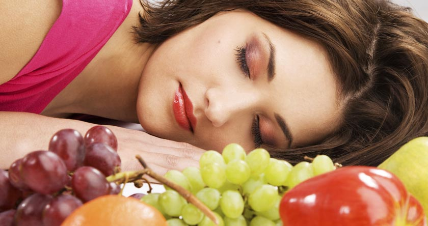 sommeil et alimentation