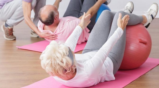 Les bienfaits du fitness pour les seniors