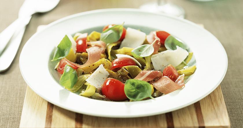 recette-salade-poireaux-jambon