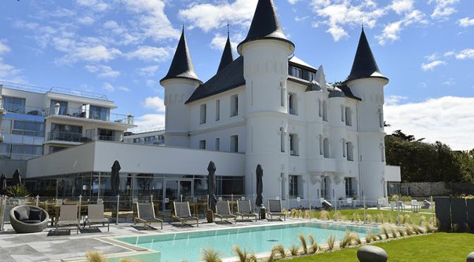 Relais Thalasso – Château des Tourelles : air frais et bien-être