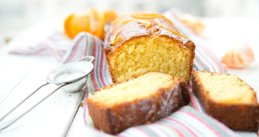 cake clémentine