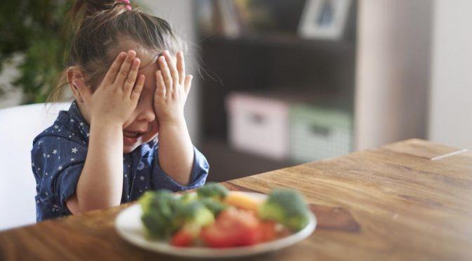 « Beurk, j'aime pas les légumes »