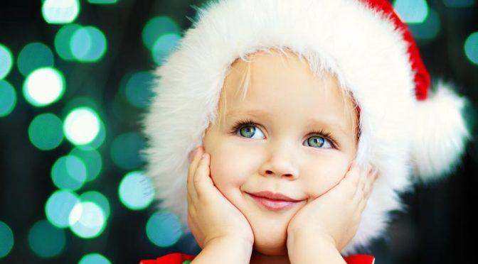 Faut-il les laisser croire au père Noël… ou pas?
