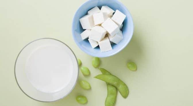 Les aliments à base de soja