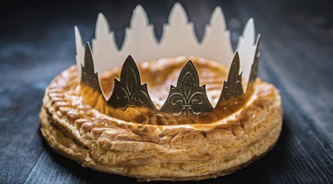 La galette des rois frangipane