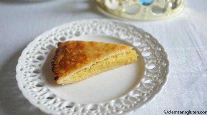 La galette des rois sans gluten