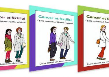 Cancer et fertilité : trois livrets pour en savoir plus
