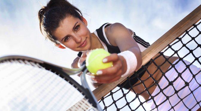 Pour vivre plus longtemps, mettez-vous au tennis !
