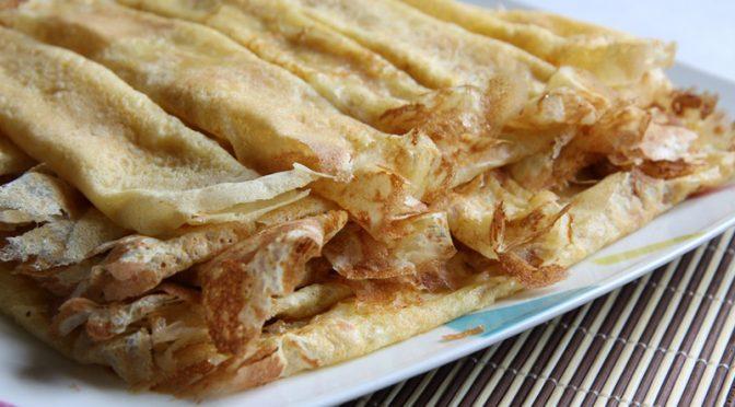 La recette des crêpes sans gluten