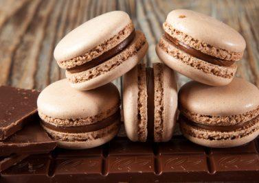 La recette des macarons au chocolat, niveau intermédiaire