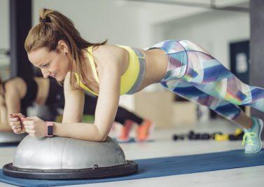 5 exercices pour gainer avant l'été (ou l'hiver, c'est vous qui voyez)