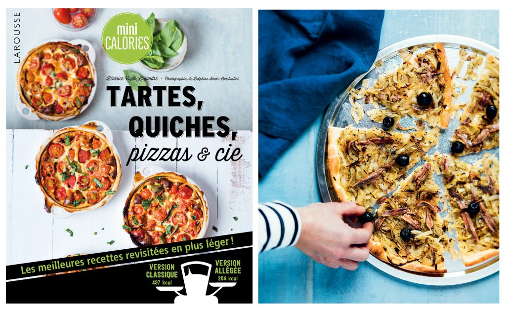 TARTES QUICHES PIZZA